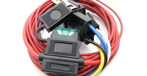 DeatschWerks (FPHWK) Fuel Pump Hardwire Installation Kit