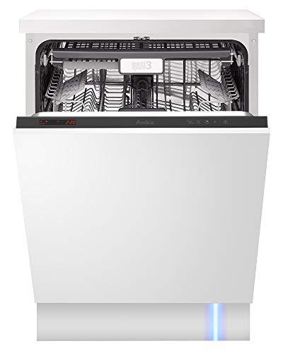 Amica EGSPV 540 930 - Lavavajillas (60 cm, totalmente integrado)