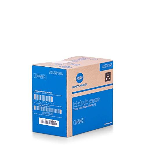 Konica Minolta A0X5155 Originaltoner (TNP-50K), schwarz, 5000 Seiten