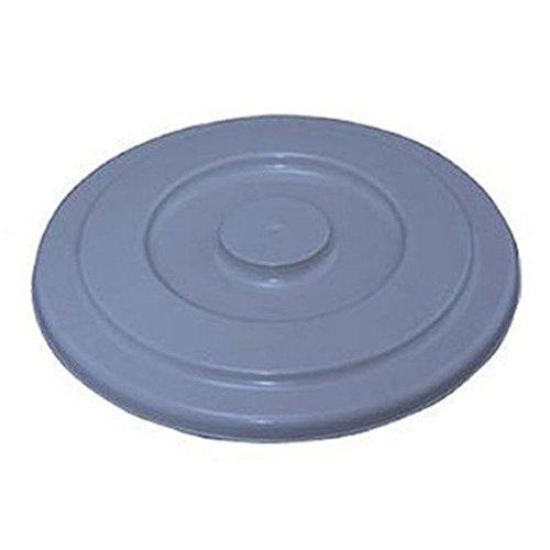 アイリスオーヤマ バケツ フタ ブルー 直径37.4×高さ4.7cm PBC-25