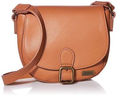 Roxy Vegan Brownie Crossbody Bag, Camel