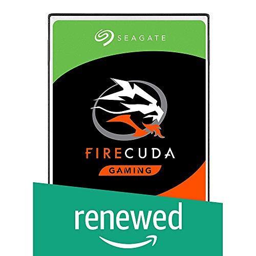 Seagate FireCuda Gaming SSHD SATA 6Gb/s Flash Accelerated (8GB) Performance Festplatte (ST2000LX001) (Renewed)