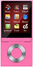 Camisin MP3/MP4 Lossless Sound Music 8GB Player Recorder TF Card Voice Recorder Pink photo