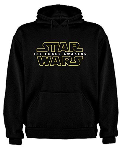 Sudadera de NIÑOS Star Wars Dark Vader Han Solo Fuerza Moul Leia 12-13 Años
