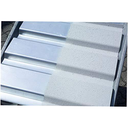 Systafex® 10kg Eimer Antikondensbeschichtung Kondenswasserstop gegen Kondenswasser Schwitzwasser bei Profilblech zum streichen für Hallen/Container