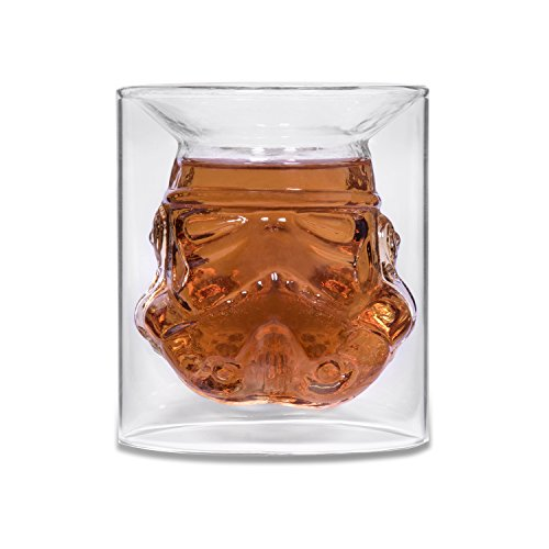 Thumbs Up Bicchiere Originale Stormtrooper, Trasparente