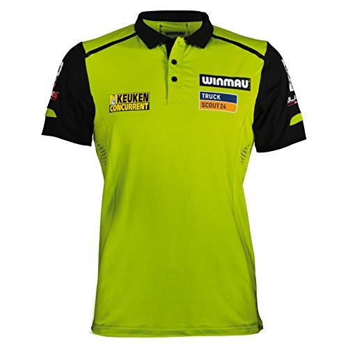 WINMAU MvG Pro-Line Shirt - XL