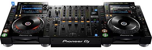 Pioneer CDJ-2000NXS2 Pro-DJ Multi-Player - Black Bundle with DJM-900NXS2 Mixer and Austin Bazaar Polishing Cloth