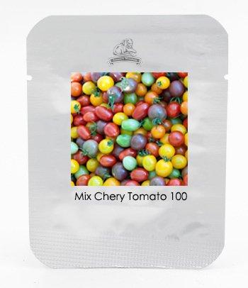 Mixte 20 Types de tomates cerises Heirloom Seeds Rare, Paquet professionnel, 100 graines / Pack, légumes biologiques Salade NF570