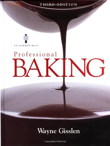 Professional Baking, Trade, 3rd Edition