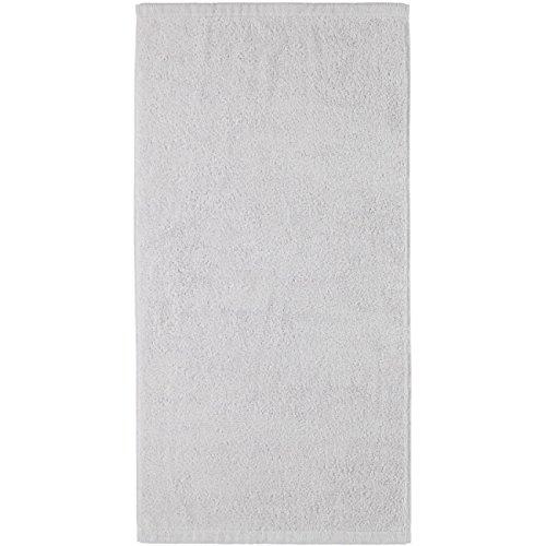Cawö Handtuch Lifestyle Uni 7007 | 721 Sterling - 50 x 100