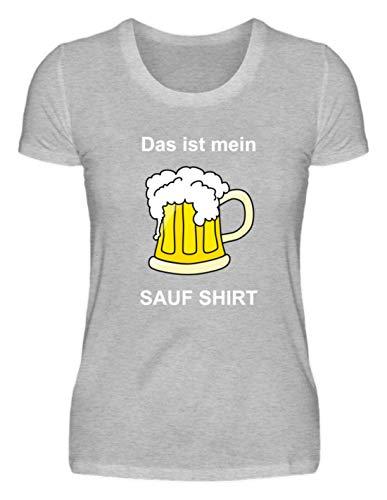 Generiek dat is mijn Sauf Shirt! Bierglas Bier Oktoberfest - eenvoudig en grappig design - damesshirt