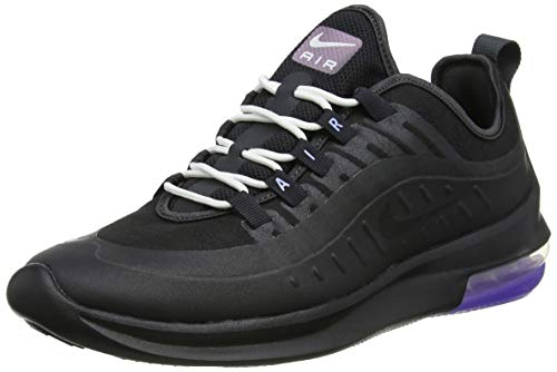 Nike Herren Air Max Axis Premium Laufschuhe, Schwarz (Black/Black/Anthracite/Space Purple 004), 42.5 EU