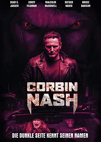 Corbin Nash - Die dunkle Seite kennt seinen Namen - Limitiertes Mediabook auf 165 Stück - Cover B (+ DVD) [Blu-ray]