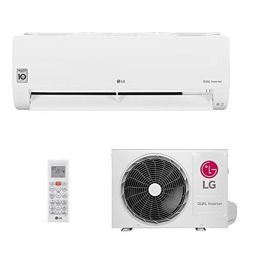 Ar-Condicionado Split HW LG Dual Inverter Voice 12000 BTUs Só Frio 220V