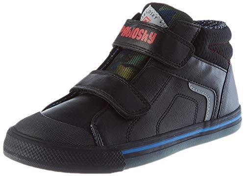Zapatillas Lona Niño Pablosky Negro 964710 31