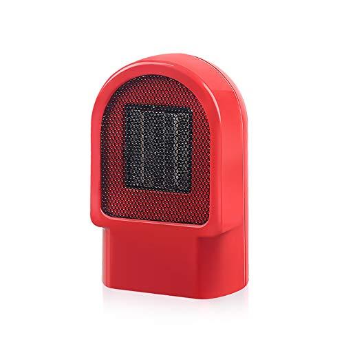 Mini Stufa Stufetta Elettrica Riscaldatore portatile Stove Handy Heater riscaldatore Termostato -Bianca