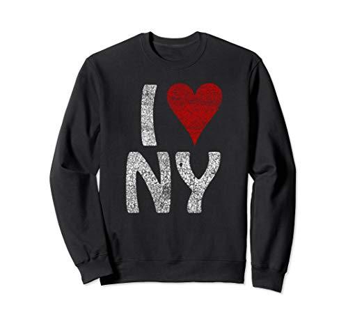 I red heart NY gift Sweatshirt