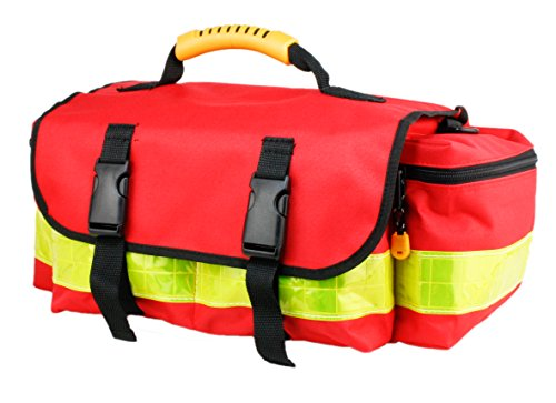 DOCbag Notfalltasche S Polyester rot Erste-Hilfe-Tasche
