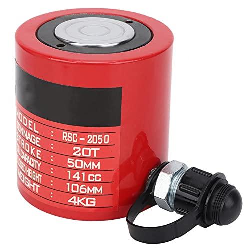 Bediffer Mini Stoke hidráulico del cilindro 50m m de Jack del cilindro hidráulico de Protable para el equipo industrial para mecánico
