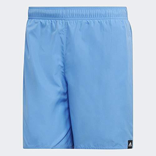 adidas Herren Solid SL Badeshorts, Real Blue, S