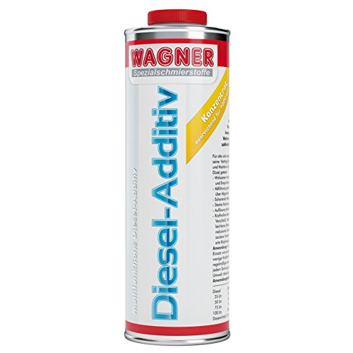 WAGNER Diesel-Additiv - 041001 - 1 Liter