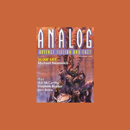 The Best of Analog Science Fiction and Fact Magazine audiobook cover art