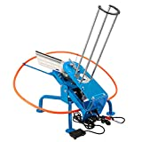Happybuy Clay Pigeon Thrower 50 Clay Capacity Automatic Trap Machine Skeet Electronic Trap Thrower