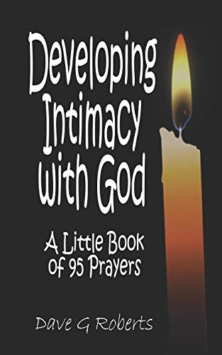 developing intimacy with god - 8