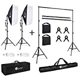 Best Continuous Lighting Kits - HPUSN Softbox Lighting Kit Continuous Equipment with 85W Review