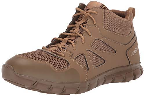 Reebok Herren Sublite Cushion Tactical Rb8406 Military & Tactical Boot, Braun (Coyote), 47 EU