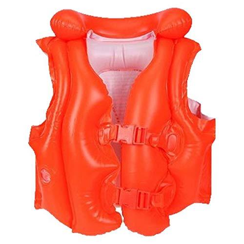 Intex Schwimmhilfe - Deluxe Schwimmweste - 50 x 47 cm - Für 3-6 Jahre