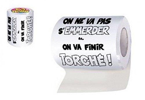 Papier Toilette - On va pas s'emmerder