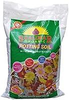 تربة زراعية عضوية من شاليمار، 50 لترًا