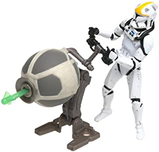 Clone Trooper Republic Gunship Pilot Star Wars Attack of the Clones 3.75