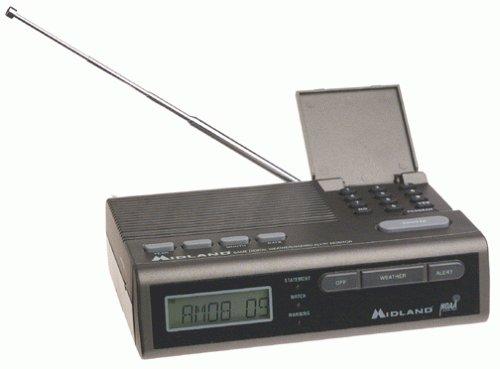 Midland 74200 Digital All Hazard Alert Monitor (Discontinued by Manufacturer)