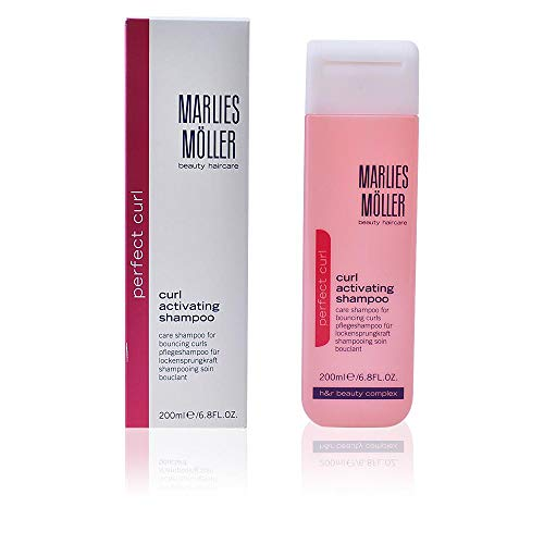 Marlies Möller Curl Activating Shampoo
