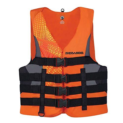 Sea-Doo New OEM Men's 3X-Large, Motion Life Jacket/PFD, 2858761612