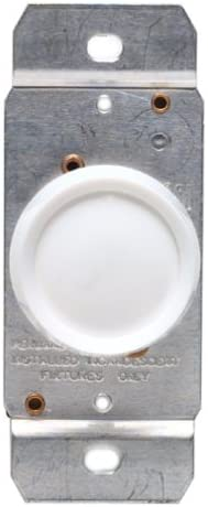Leviton 837-6683W Trimatron Deluxe Full Rotary Range 3-Wa Dimmer 40% OFF Cheap Limited price Sale