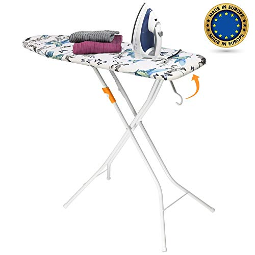 in budget affordable Bartnelli Rorets Ironing Board Space-Saving Compact   Smart hanger ironing board for easy storage…