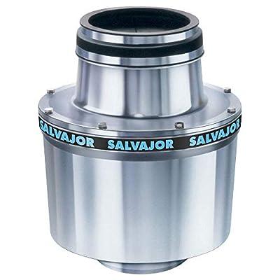Salvajor 1-HP Basic Unit Food Waste Disposer