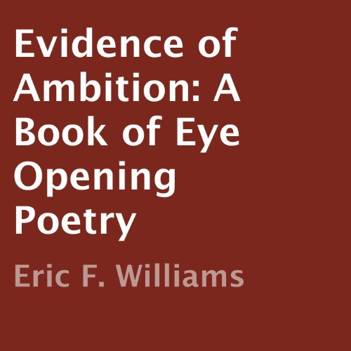 Evidence of Ambition audiobook cover art