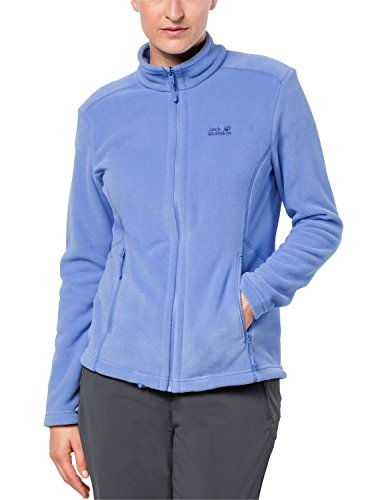 Jack Wolfskin Damen Moonrise Jacke, Damen, Blassviolett, Medium