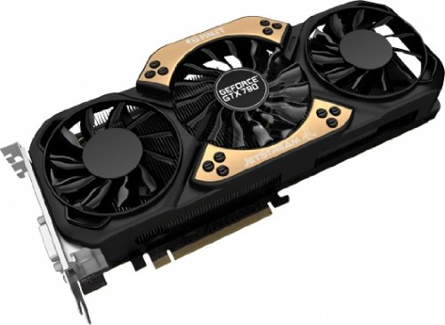 Palit Geforce GTX 780 Super Jetstream Grafikkarte, 3 GB