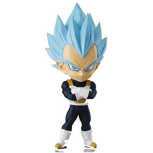 Dragon Ball Super- Figura Coleccionable Chibi Masters - Super Saiyan Blue Vegeta