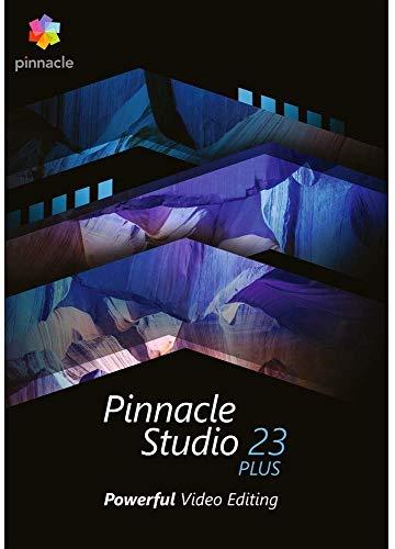 Pinnacle Studio 23 | Plus | PC | Código de activación PC enviado por email