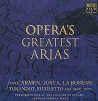 Operas Greatest Arias