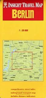 Berlin Insight Travel Map