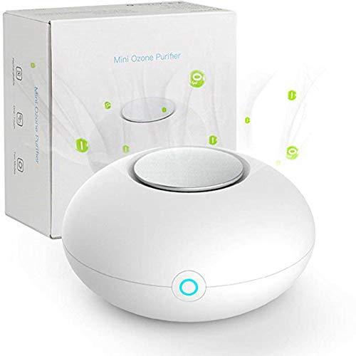 Ozon Generator, Deodorant Mini Air Purifier USB oplaadbare Koelkast Purifier Geschikt voor koelkasten, Shoe Kasten, Slaapkamers