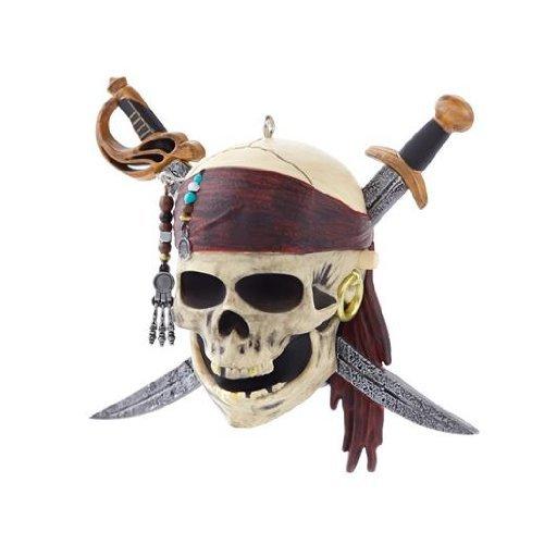 Pirates Of The Caribbean 2013 Hallmark Ornament